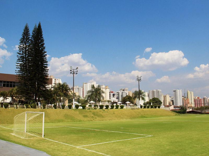 Campos de futebol suiço